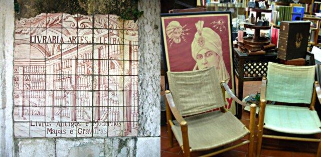 Lisbona, Livraria Artes e Letras, Lda. Largo Trindade Coelho, 3 e 4