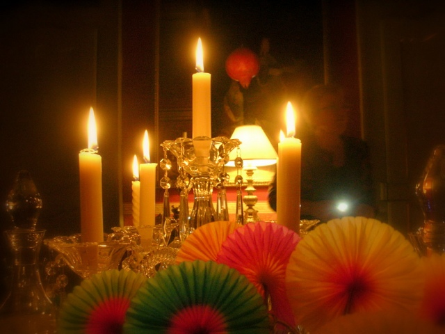 candele rosh