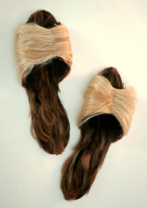hair slipper