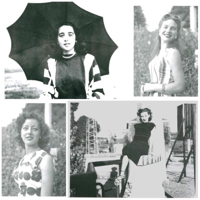 collage anni 50