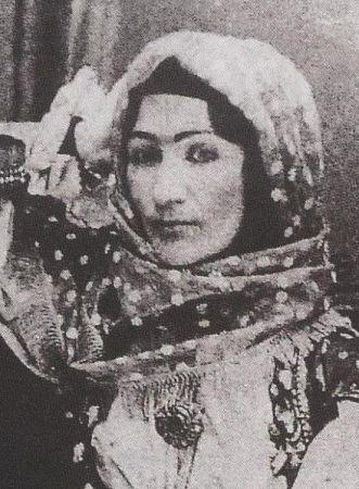 Khurshid Banu Natavan