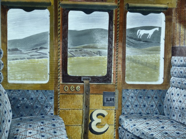 Eric-Ravilious-Train-Landscape-1940-Aberdeen-Art-Gallery-and-Museums-Collections